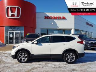 Used 2017 Honda CR-V EX-L Leather - Heated Front/Rear Seats - Apple CarPlay - Android Auto for sale in Winnipeg, MB