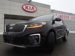 Used 2019 Kia Sorento SORENTO SXL for sale in Nepean, ON