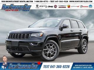 New 2021 Jeep Grand Cherokee 80th | 4X4 | TOW | LED | PANO | SOUND & MORE!!! for sale in Milton, ON