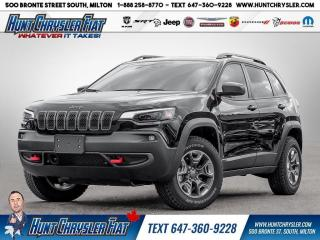 New 2021 Jeep Cherokee TRAILHAWK ELITE | 4X4 | TOW | ALPINE | NAV & MORE for sale in Milton, ON