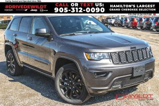 New 2021 Jeep Grand Cherokee Altitude | Nav | Remote Start | Heated Seats | for sale in Hamilton, ON