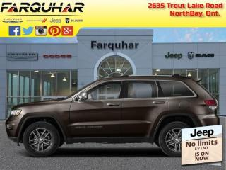 New 2021 Jeep Grand Cherokee 80th Anniversary Edition for sale in North Bay, ON