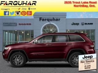 New 2021 Jeep Grand Cherokee Limited X for sale in North Bay, ON