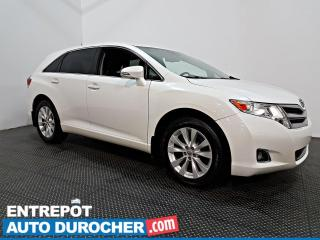 Used 2016 Toyota Venza LE - AWD - AIR CLIMATISÉ - CAMÉRA DE RECUL for sale in Laval, QC