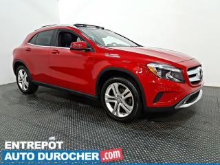 Used 2017 Mercedes-Benz GLA GLA 250 - AWD CUIR - TOIT OUVRANT - A/C for sale in Laval, QC