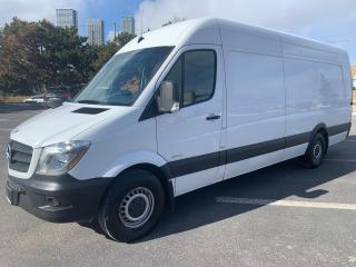 Used 2015 Mercedes-Benz Sprinter RWD 2500 177 !!  EXT ONLY 107000 km LIKE NEW SUPER for sale in Concord, ON