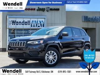 New 2021 Jeep Cherokee Sport | V6 | Heated Seats | Remote Start for sale in Kitchener, ON