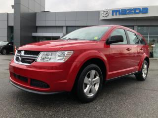 Used 2017 Dodge Journey Canada Value Pkg for sale in Surrey, BC