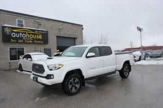 Used 2018 Toyota Tacoma TRD SPORT/4X4/V6/DOUBLE CABIN/NAV/BACKUP CAMERA for sale in Newmarket, ON