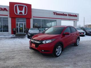 Used 2016 Honda HR-V EX-L for sale in Timmins, ON