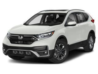 New 2021 Honda CR-V EX-L for sale in Timmins, ON
