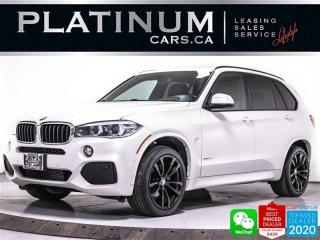 Used 2017 BMW X5 xDrive35d DIESEL, 7 PASS, AWD, M-SPORT, NAV, PANO for sale in Toronto, ON