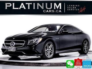 Used 2016 Mercedes-Benz S-Class AMG S65, COUPE, V12, DISTRONIC PLUS, EXLUSIVE INT. for sale in Toronto, ON