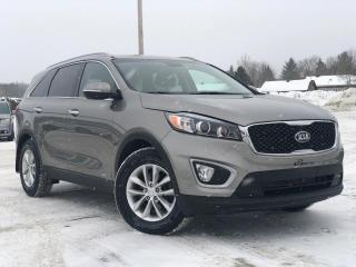 Used 2018 Kia Sorento LX  ''V6 3.3L AWD 7 PASSAGERS'' for sale in St-Malachie, QC