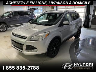 Used 2014 Ford Escape TITANIUM AWD + GARANTIE + NAVI + TOIT !! for sale in Drummondville, QC