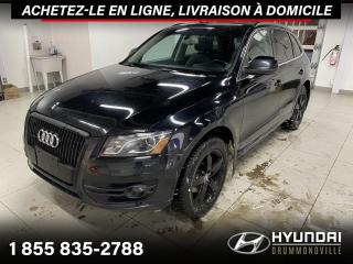 Used 2011 Audi Q5 PREMIUM PLUS QUATTRO + NAVI + TOIT PANO for sale in Drummondville, QC