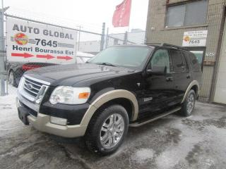 Used 2008 Ford Explorer 4 portes 4X4 V8 Eddie Bauer for sale in Montréal, QC