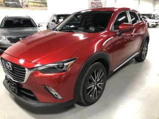 Used 2017 Mazda CX-3 GT for sale in Concord, ON