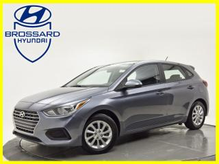 Used 2019 Hyundai Accent PREFERRED CAM DE RECUL SIÈGES CHAUFFANTS BLUETOOTH for sale in Brossard, QC
