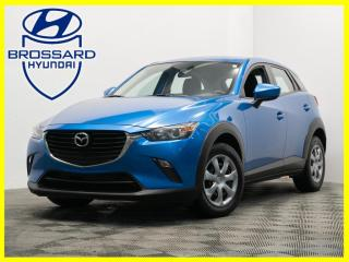 Used 2016 Mazda CX-3 CAM DE RECUL BLUETOOTH CRUISE A/C for sale in Brossard, QC