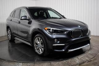 Used 2017 BMW X1 XDRIVE CUIR TOIT PANO MAGS CAMERA DE RECUL for sale in St-Hubert, QC