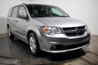 Used 2017 Dodge Grand Caravan CREW STOW&GO A/C MAGS for sale in St-Hubert, QC