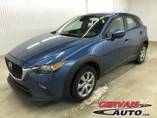 Used 2018 Mazda CX-3 GX AWD GPS BLUETOOTH CAMÉRA *Traction intégrale* for sale in Trois-Rivières, QC