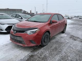 Used 2014 Toyota Corolla * LE * CAMÉRA DE RECUL *  SIÈGES CHAUFFANTS * for sale in Mirabel, QC