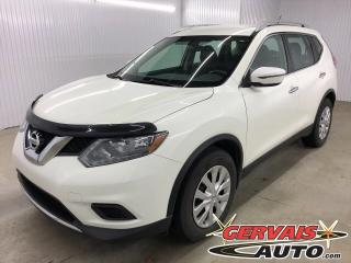 Used 2016 Nissan Rogue S Bluetooth Camera for sale in Trois-Rivières, QC