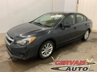 Used 2014 Subaru Impreza Touring AWD Mags Sièges Chauffants *Traction intégrale* for sale in Shawinigan, QC