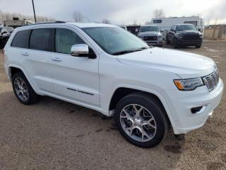 New 2021 Jeep Grand Cherokee Overland for sale in Medicine Hat, AB