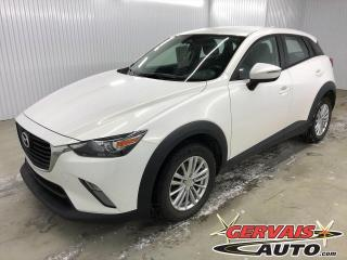 Used 2016 Mazda CX-3 GS GPS MAGS CAMÉRA BLUETOOTH for sale in Shawinigan, QC