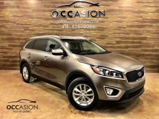 Used 2017 Kia Sorento LX V6 7 places AWD 5000LBS REMORQUAGE for sale in Ste-Brigitte-de-Laval, QC