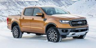 New 2021 Ford Ranger LARIAT for sale in Abbotsford, BC