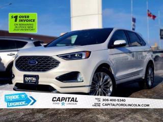 New 2020 Ford Edge Titanium for sale in Regina, SK