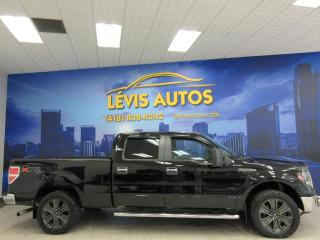 Used 2011 Ford F-150 XLT XTR PACKAGE 4X4 CREW-CAB V-8 5.0 LIT for sale in Lévis, QC