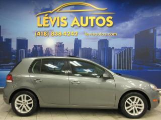 Used 2011 Volkswagen Golf 2.5 LITRES CUIR CHAUFFANT TOIT OUVRANT 1 for sale in Lévis, QC