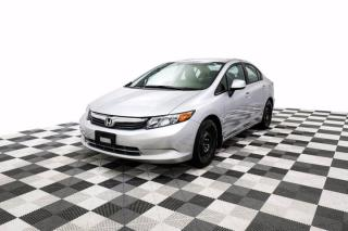 Used 2012 Honda Civic SEDAN LX for sale in New Westminster, BC