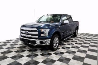 Used 2016 Ford F-150 Lariat 4x4 Crew Cab 157wb FX4 Chrome Pkg Tow Pkg Sync 3 for sale in New Westminster, BC