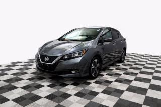 Used 2018 Nissan Leaf SV Hatchback Nav Cam Heated Seats for sale in New Westminster, BC