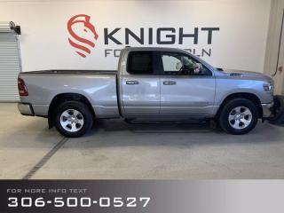 Used 2019 RAM 1500 , Low Km's, Accident Free! Big Horn for sale in Moose Jaw, SK