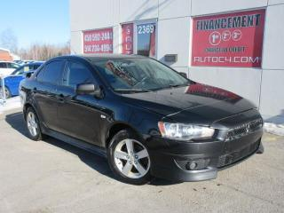 Used 2009 Mitsubishi Lancer CVT GT MAGS BLUETOOTH for sale in St-Jérôme, QC