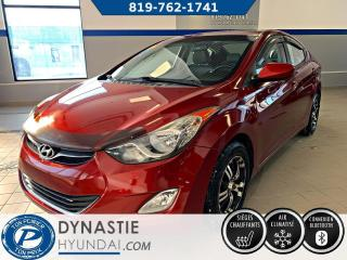 Used 2012 Hyundai Elantra GLS (FRAIS VIP 495$ NON INCLUS) for sale in Rouyn-Noranda, QC