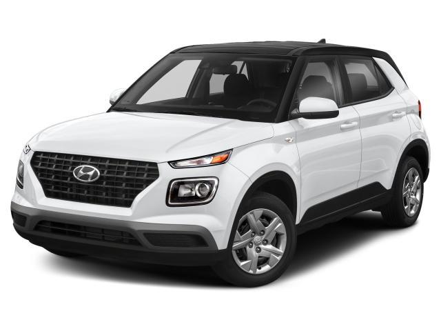 2021 Hyundai Venue Essential TWO TONE TWO-TONE