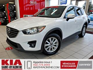 Used 2016 Mazda CX-5 GS AWD ** NAVIGATION / TOIT OUVRANT for sale in St-Hyacinthe, QC