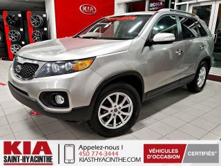 Used 2013 Kia Sorento LX V6 ** SIÈGES CHAUFFANTS / BLUETOOTH for sale in St-Hyacinthe, QC