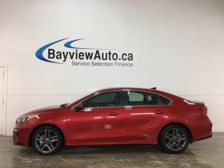 Used 2021 Kia Forte EX - AUTO! SUNROOF! REVERSE CAM! HTD SEATS! 5000KMS! + MUCH MORE! for sale in Belleville, ON