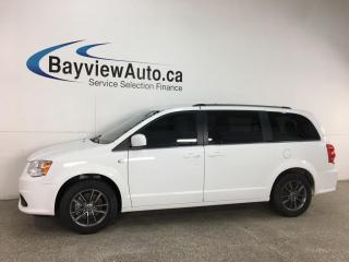 Used 2019 Dodge Grand Caravan 35th Anniversary Edition - 3 ZONE CLIMATE! DVD! U-CONNECT! FULL PWR GROUP! for sale in Belleville, ON