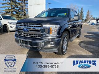 Used 2019 Ford F-150 XLT TRAILER TOW - ONE OWNER for sale in Calgary, AB