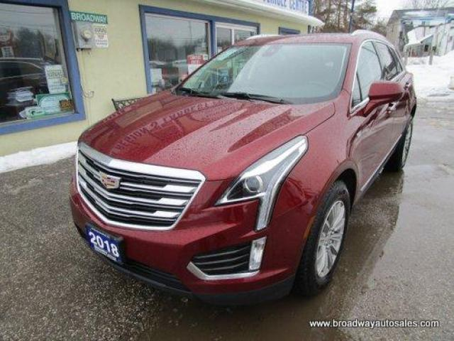 2018 Cadillac XT5 ALL-WHEEL DRIVE LUXURY EDITION 5 PASSENGER 3.6L - V6.. DRIVE-MODE-SELECT.. NAVIGATION.. LEATHER.. HEATED SEATS.. SUNROOF.. BACK-UP CAMERA..